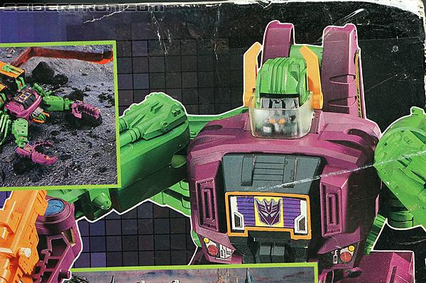 Transformers G1 1987 Scorponok (Megazarak) (Image #27 of 259)