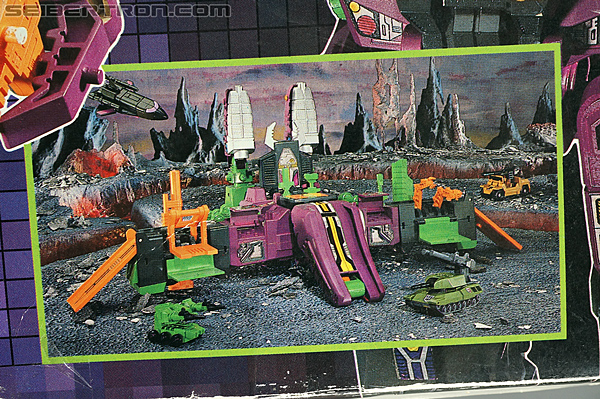 Transformers G1 1987 Scorponok (Megazarak) (Image #30 of 259)