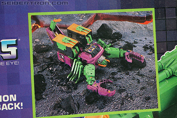 Transformers G1 1987 Scorponok (Megazarak) (Image #31 of 259)