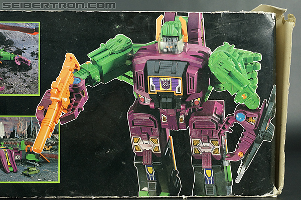 Transformers G1 1987 Scorponok (Megazarak) (Image #35 of 259)
