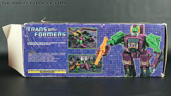 Transformers G1 1987 Scorponok (Megazarak) (Image #39 of 259)