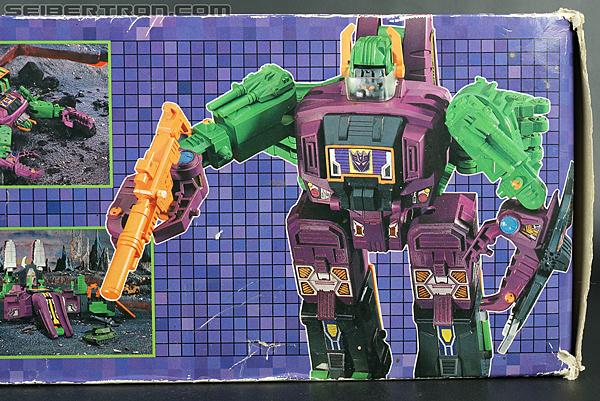 Transformers G1 1987 Scorponok (Megazarak) (Image #40 of 259)