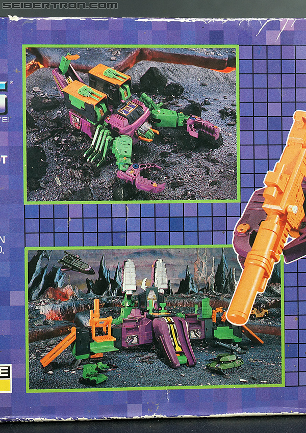 Transformers G1 1987 Scorponok (Megazarak) (Image #41 of 259)
