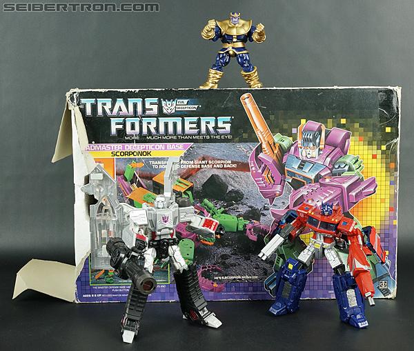 Transformers G1 1987 Scorponok (Megazarak) (Image #43 of 259)