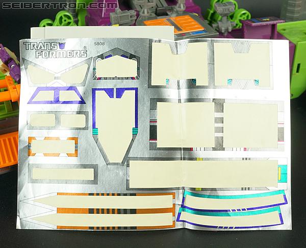 Transformers G1 1987 Scorponok (Megazarak) (Image #50 of 259)