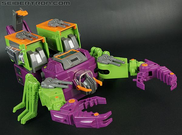 Transformers G1 1987 Scorponok (Megazarak) (Image #56 of 259)
