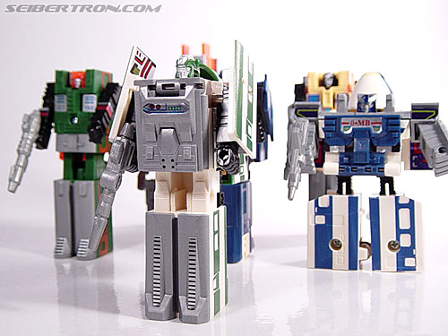 Transformers G1 1987 Yukikaze (Image #52 of 53)