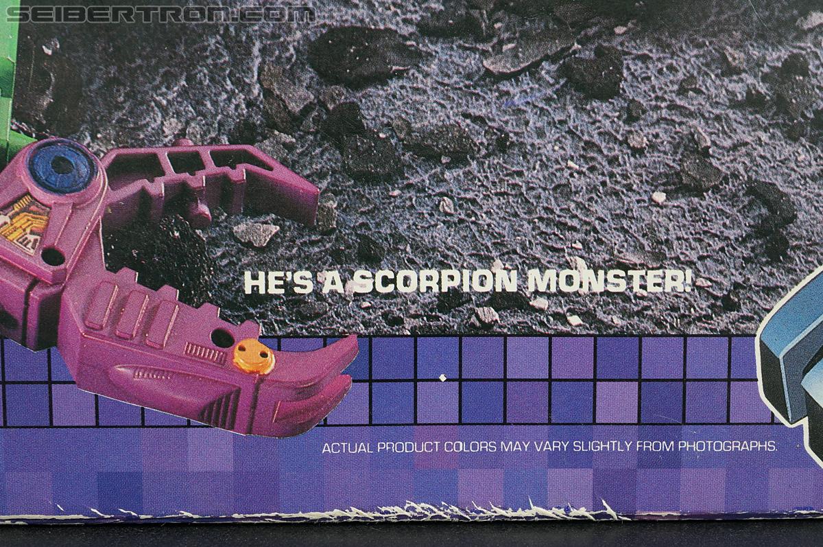 Transformers G1 1987 Scorponok (Megazarak) (Image #7 of 259)