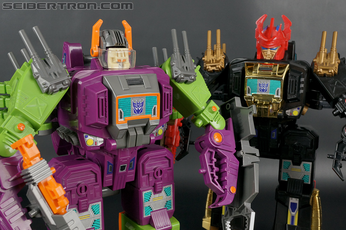 Transformers G1 1987 Scorponok (Megazarak) (Image #234 of 259)