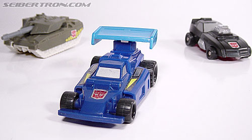 Transformers G1 1988 Fizzle (Hotspark) (Image #1 of 23)