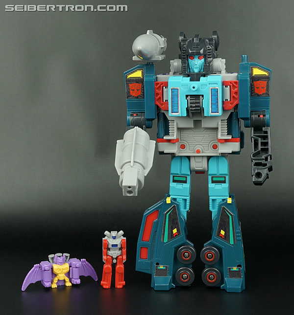 Transformers G1 1988 Knok (Clouder) (Image #61 of 62)