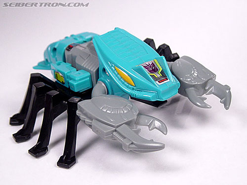 Transformers G1 1988 Nautilator (Lobclaw) (Image #2 of 46)