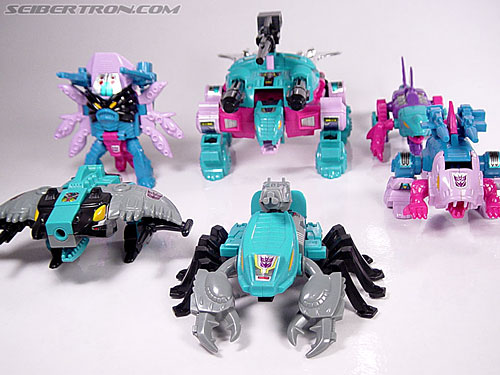 Transformers G1 1988 Nautilator (Lobclaw) (Image #15 of 46)
