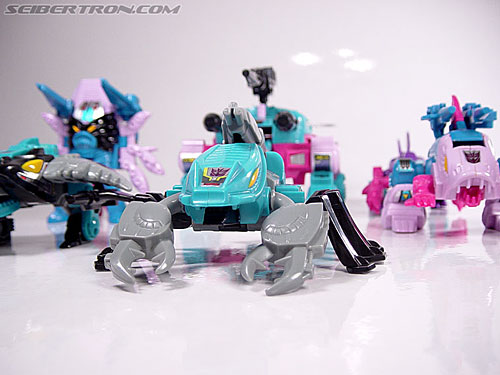 Transformers G1 1988 Nautilator (Lobclaw) (Image #16 of 46)