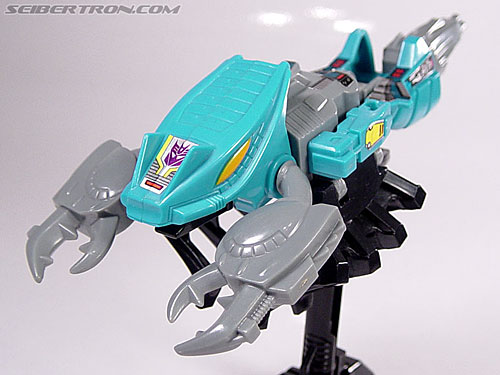 Transformers G1 1988 Nautilator (Lobclaw) (Image #22 of 46)