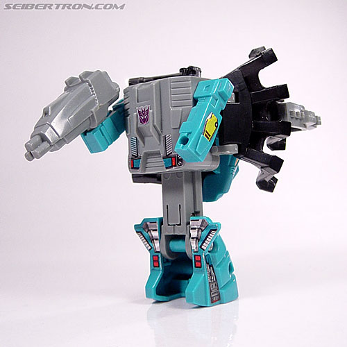 Transformers G1 1988 Nautilator (Lobclaw) (Image #38 of 46)