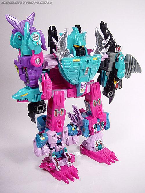 Transformers G1 1988 Piranacon (King Poseidon) (Image #6 of 57)