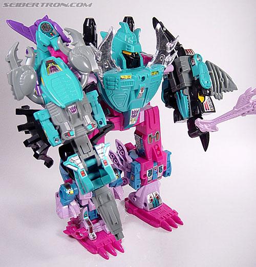 Transformers G1 1988 Piranacon (King Poseidon) (Image #7 of 57)