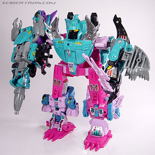 Transformers G1 1988 Piranacon (King Poseidon) (Image #25 of 57)