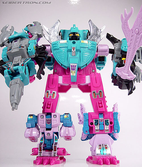 Transformers G1 1988 Piranacon (King Poseidon) (Image #26 of 57)