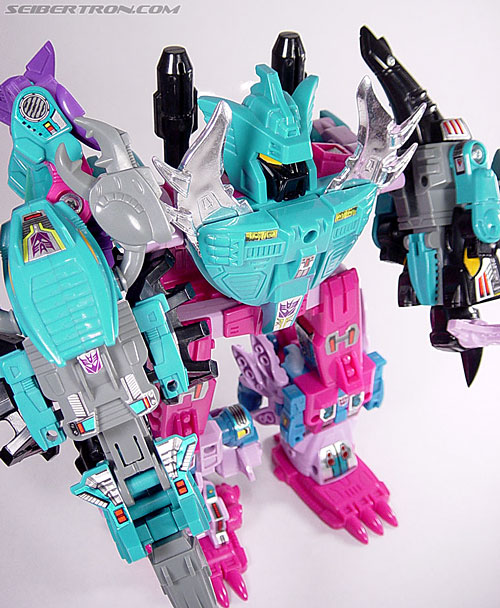 Transformers G1 1988 Piranacon (King Poseidon) (Image #29 of 57)