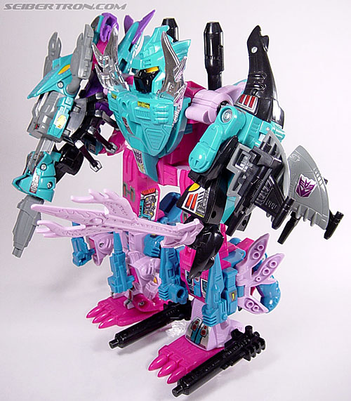 Transformers G1 1988 Piranacon (King Poseidon) (Image #32 of 57)