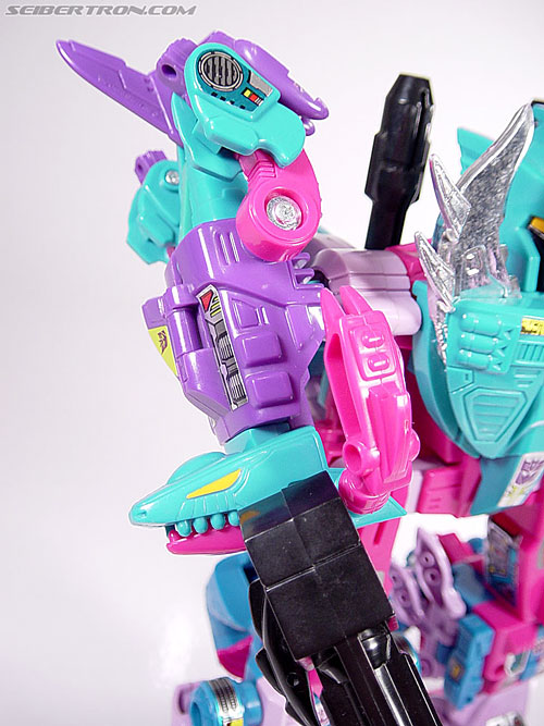 Transformers G1 1988 Piranacon (King Poseidon) (Image #37 of 57)