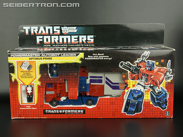 Transformers G1 1988 Optimus Prime (Ginrai) (Image #1 of 281)