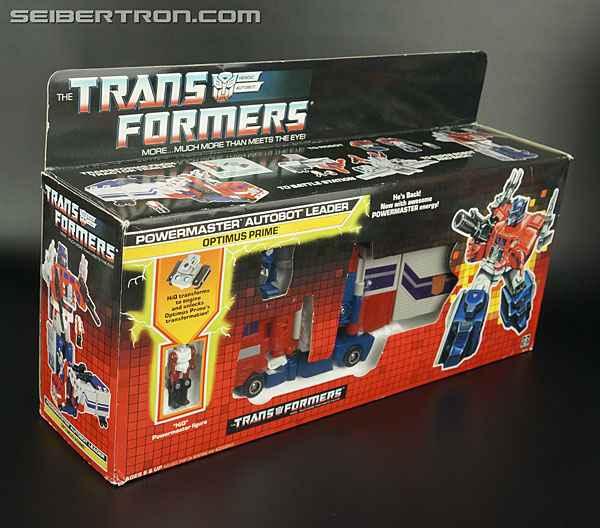 Transformers G1 1988 Optimus Prime (Ginrai) (Image #6 of 281)