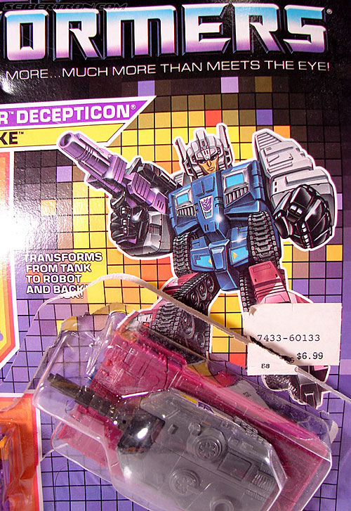 Transformers G1 1988 Quake (Image #3 of 72)