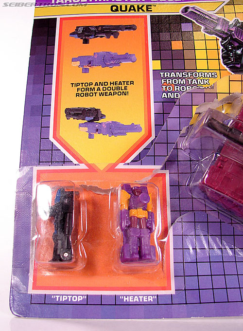 Transformers G1 1988 Quake (Image #5 of 72)