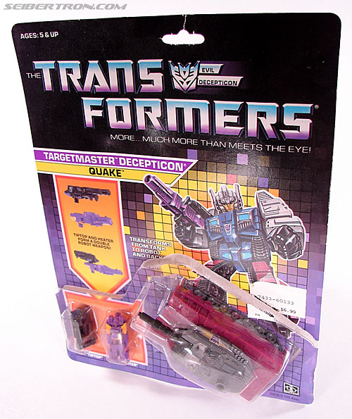 Transformers G1 1988 Quake (Image #10 of 72)