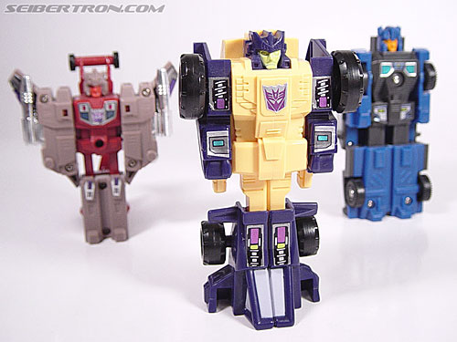 Transformers G1 1988 Ruckus (Image #12 of 27)