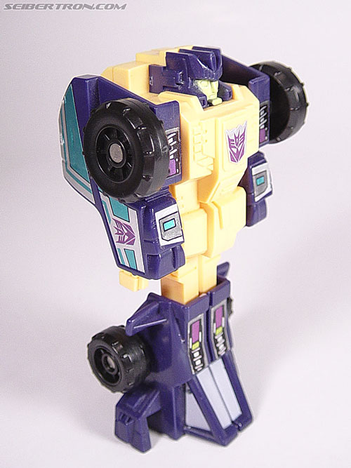 Transformers G1 1988 Ruckus (Image #15 of 27)