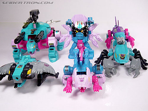 Transformers G1 1988 Skalor (Gulf) (Image #17 of 47)