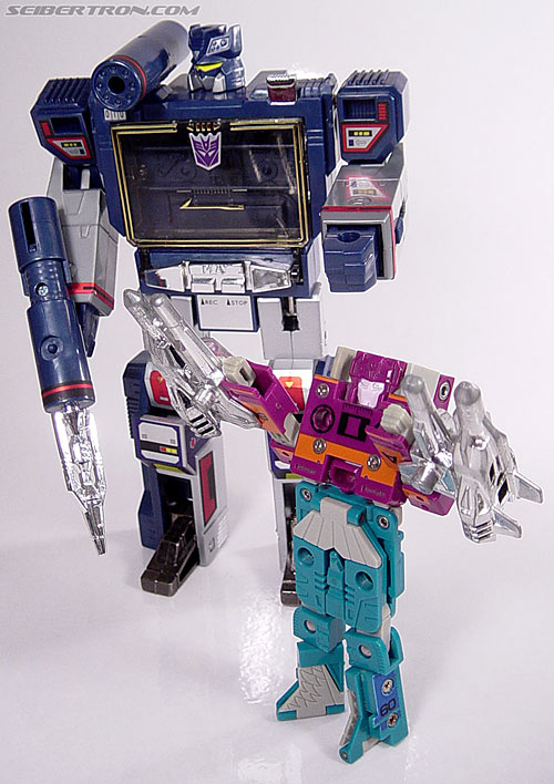 Transformers G1 1988 Squawkbox (Image #26 of 36)
