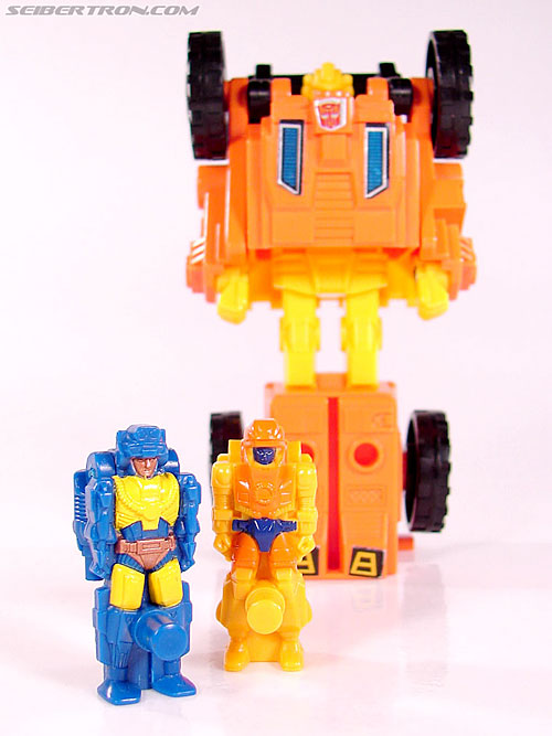 Transformers G1 1988 Tracer (Image #25 of 30)