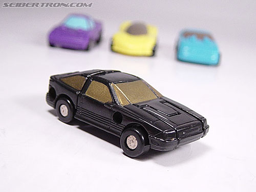 Transformers G1 1989 Blackjack (Blackheat) (Image #2 of 21)