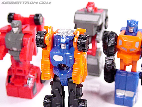 Transformers News: New Transformers Listings on Amazon with Micromaster Team Names