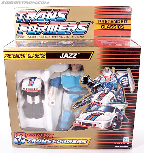 Transformers G1 1989 Jazz (Meister) (Image #1 of 124)