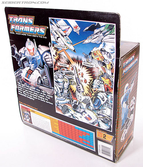 Transformers G1 1989 Jazz (Meister) (Image #8 of 124)