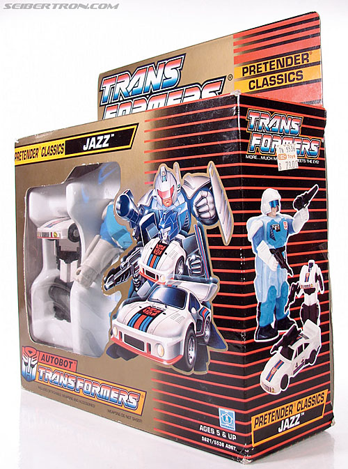 Transformers G1 1989 Jazz (Meister) (Image #14 of 124)