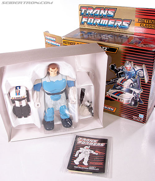 Transformers G1 1989 Jazz (Meister) (Image #19 of 124)