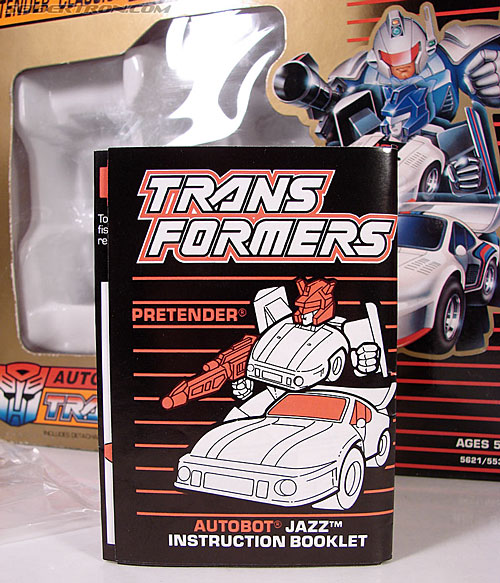 Transformers G1 1989 Jazz (Meister) (Image #20 of 124)