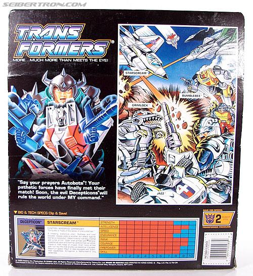 Transformers G1 1989 Starscream (Image #9 of 139)