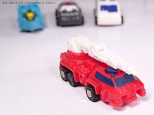 Transformers G1 1989 Red Hot (Fire) (Image #1 of 20)