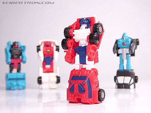 Transformers G1 1989 Red Hot (Fire) (Image #18 of 20)