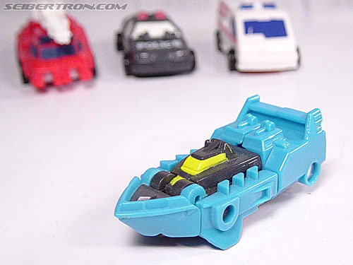 Transformers G1 1989 Seawatch (Boater) (Image #1 of 19)