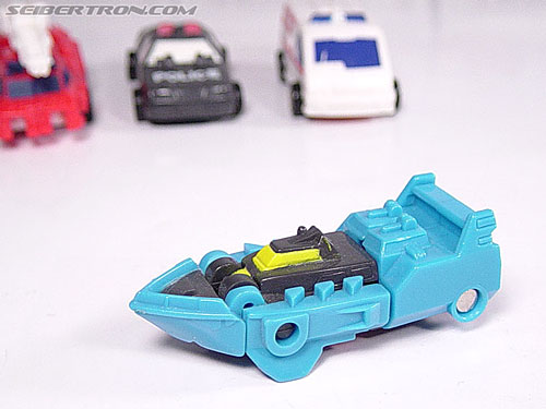 Transformers G1 1989 Seawatch (Boater) (Image #2 of 19)