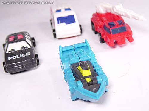 Transformers G1 1989 Seawatch (Boater) (Image #8 of 19)